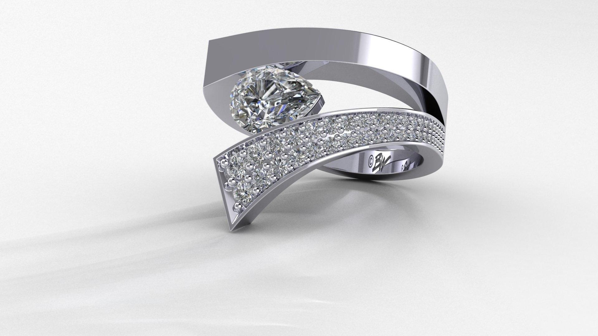 fancy-diamond-ring-pave-platinum